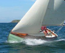 Béniguet, voilier transportable à cabine