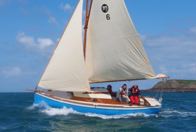 Sortie nautique Grand-Largue 2016