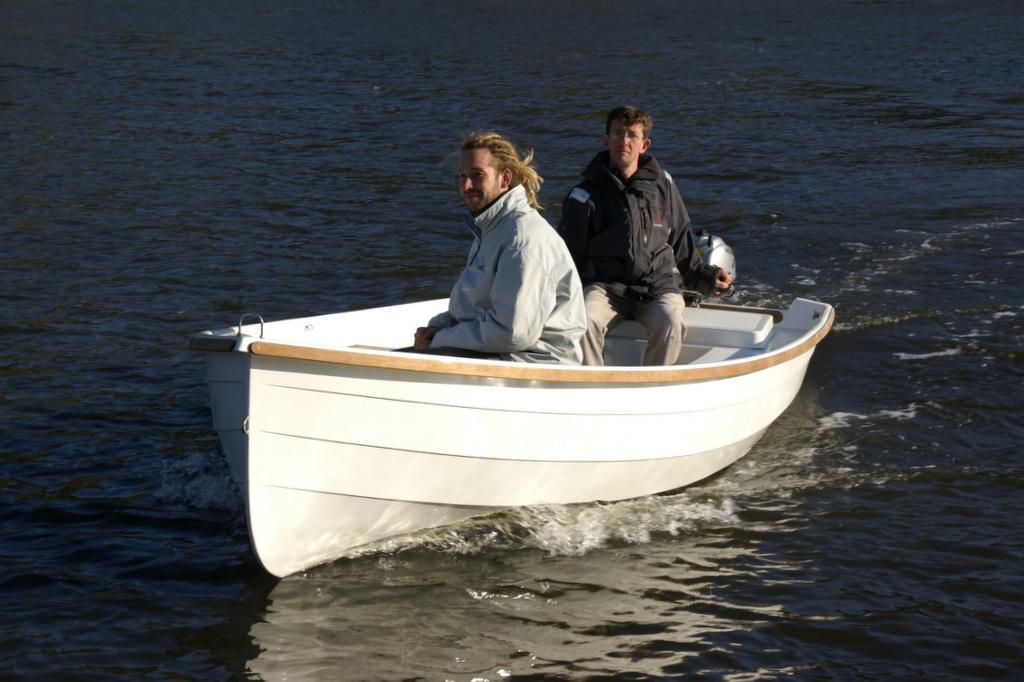 Bounty canot à moteur de 4.7 m