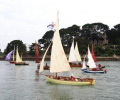 Flottille voile-aviron