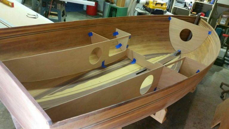 Morbic 11 : un nouveau plan en strip planking