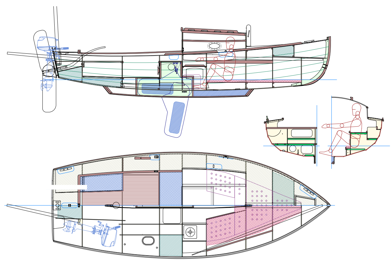 Jewell | François Vivier, naval architect