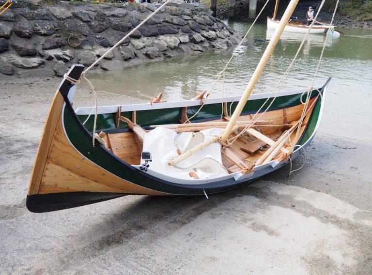 Lancements de bateaux Skol ar Mor