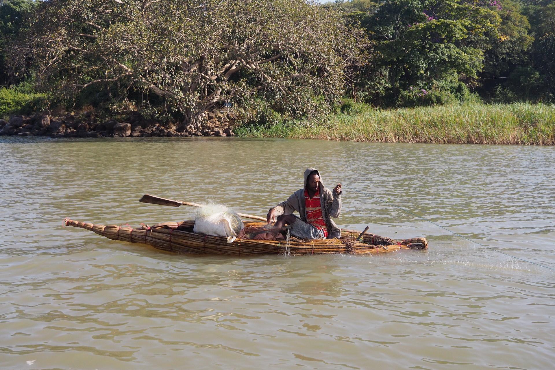 Les Tankwas du lac Tana