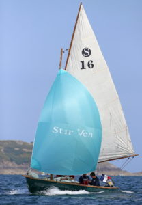 Stir-Ven 22, construction 2004