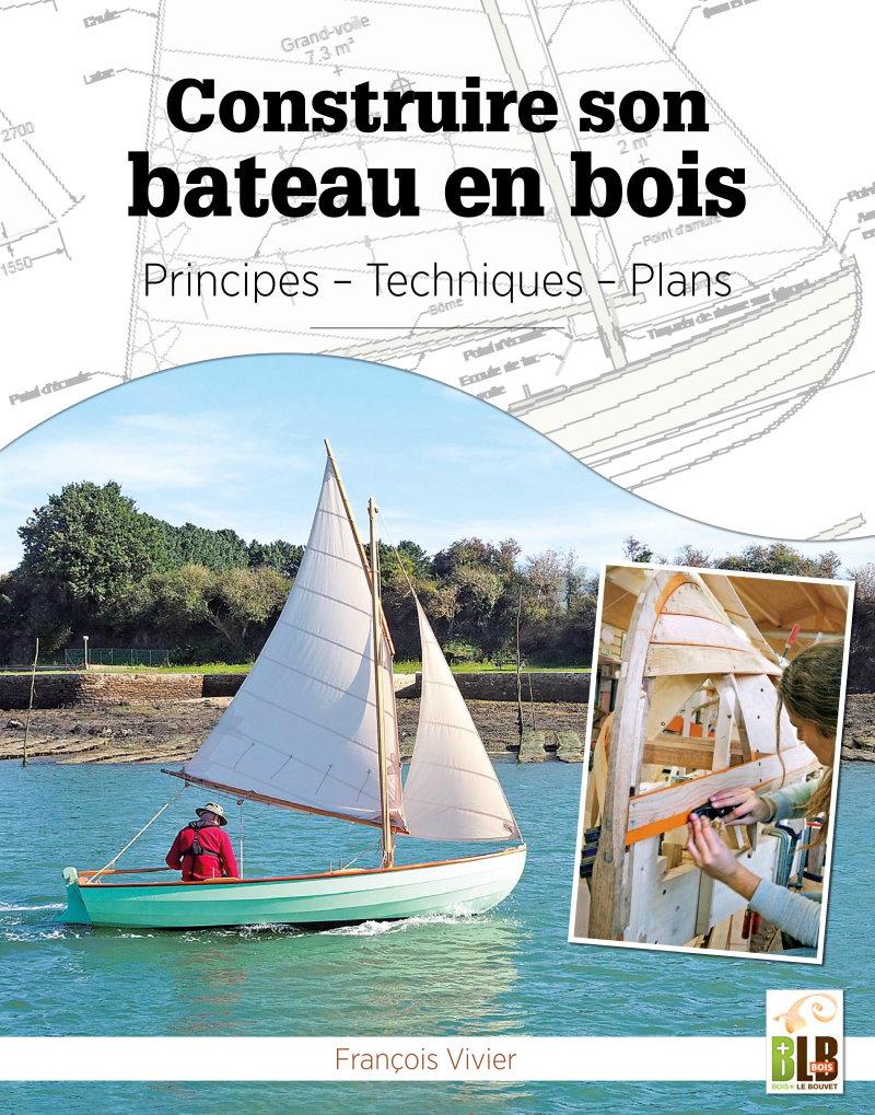 """Le livre """"construire son bateau en bois"""""""