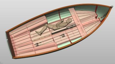 Clinker-kit Ilur: better sleeping onboard