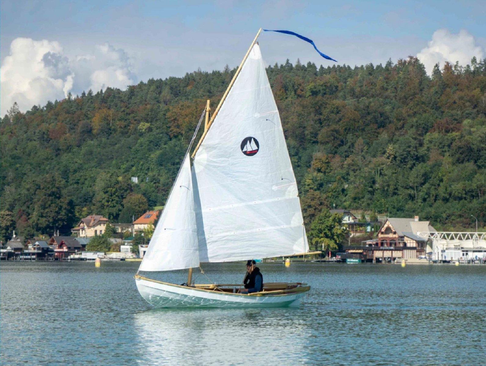 Steinboot, Kurt Steiner, Autriche